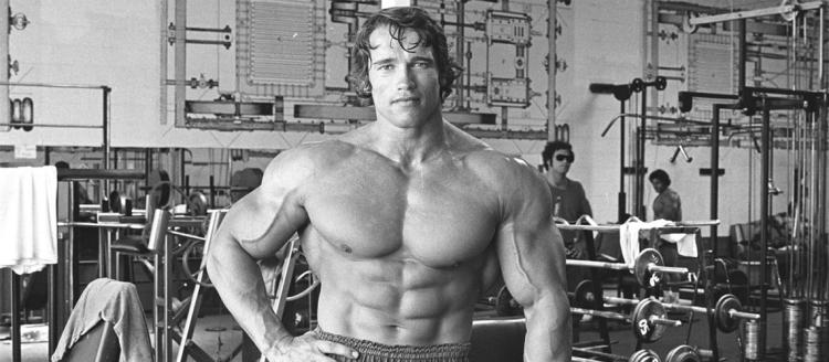 Arnold Schwarzenegger Pumping Iron Netflix