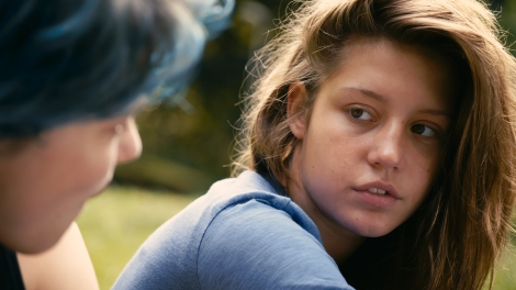 Blue Is The Warmest Colour Adele