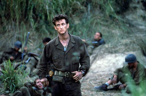 Sean Penn Thin Red Line