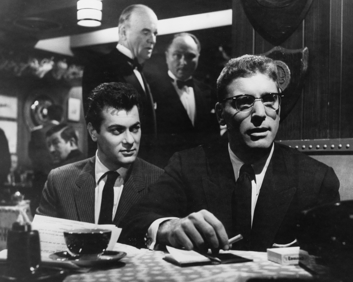 Sweet Smell of Success Review: Press Relations