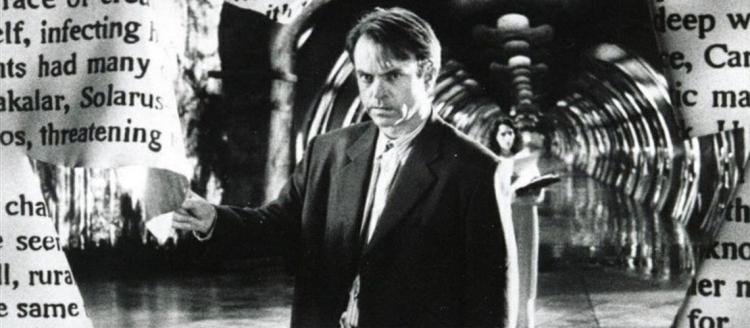 Sam Neil stars in John Carpenter's In The Mouth of Madness