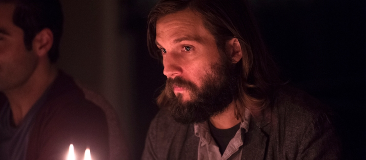 Logan Marshall-Green stars in The Invitation