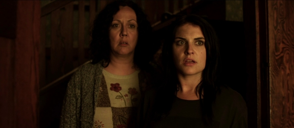 Morgana O'Reilly stars in horror comedy Housebound